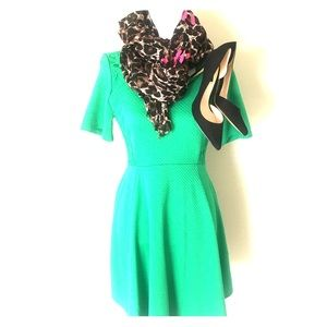 Dorothy Perkins Green Dress